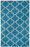 Capel Yale 1931 Bright Blue 450 Area Rug by COCOCOZY Rugs main image