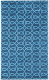 Capel Symphonic 1932 Midnight Blue 440 Area Rug by COCOCOZY Rugs main image