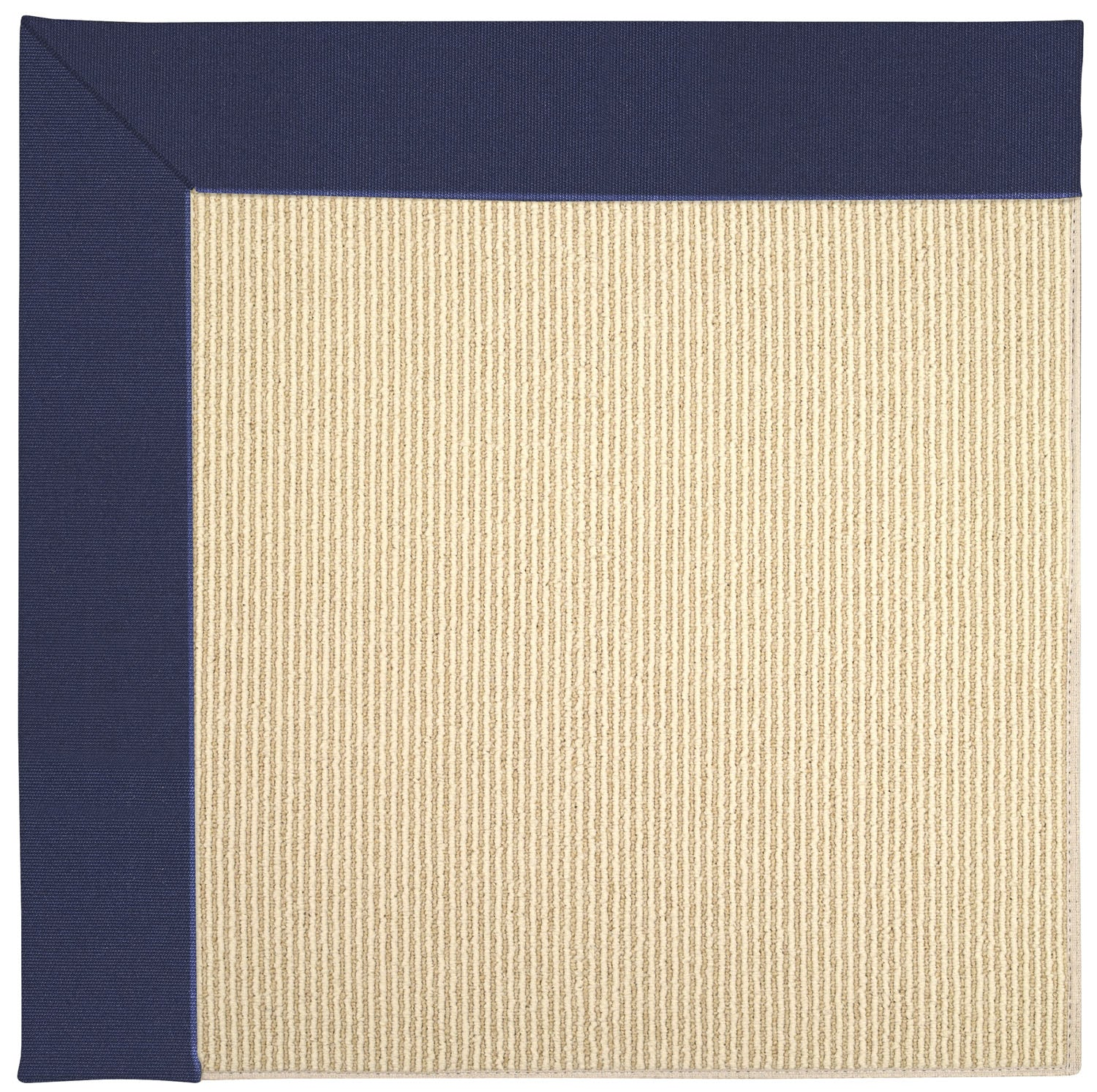 Capel Zoe-Beach Sisal 2009 Navy Area Rug main image
