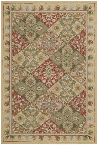 Kaleen Home and Porch Desoto-26 Linen Area Rug main image