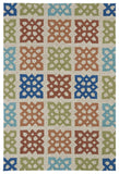 Kaleen Home and Porch 2032-29 Sand Area Rug