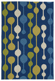 Kaleen Home and Porch 2035-17 Blue Area Rug