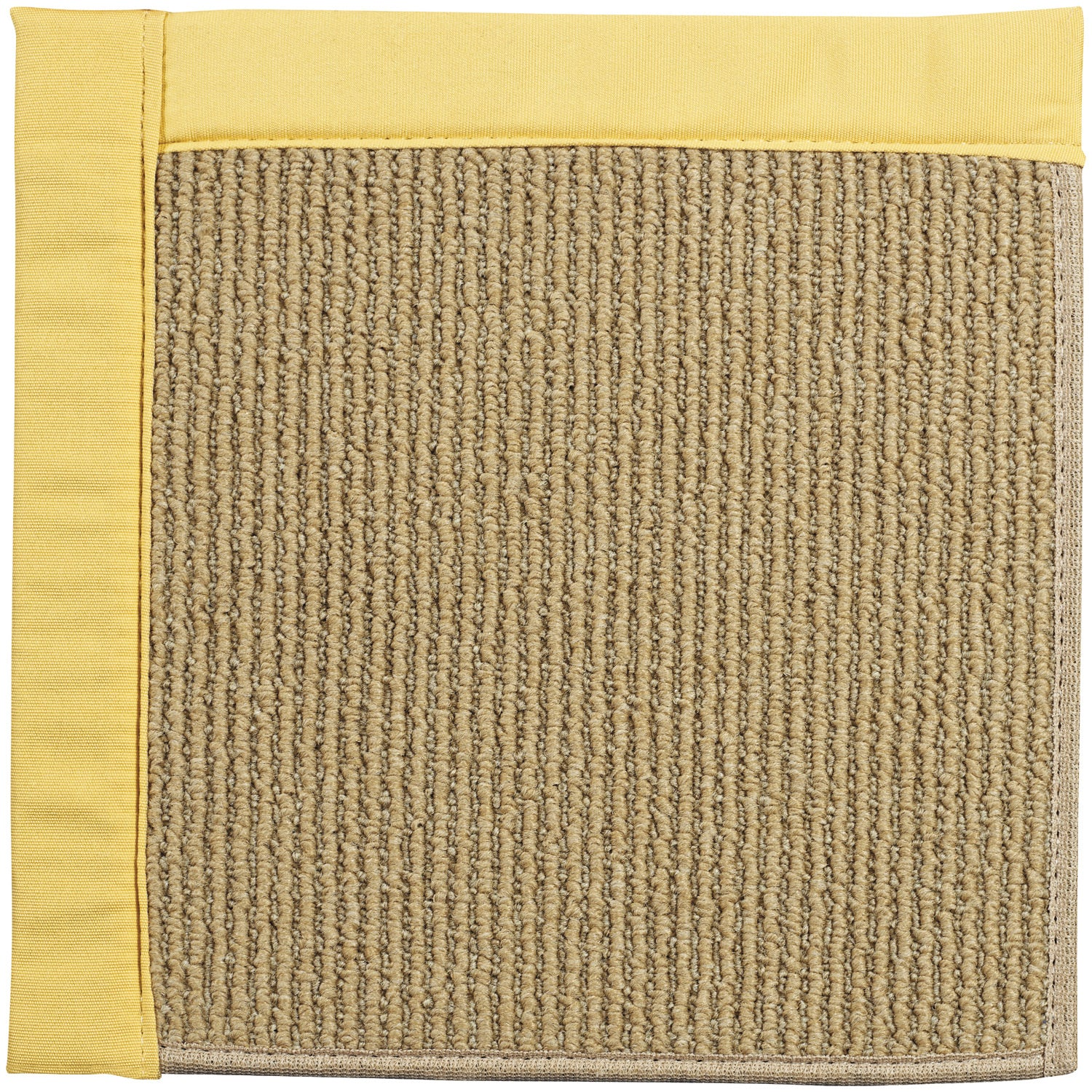 Capel Beachfront Shore 2036 Lemon 137 Area Rug main image