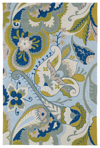Kaleen Home and Porch 2037-56 Spa Area Rug main image