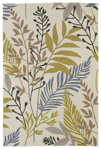Kaleen Home and Porch 2038-29 Sand Area Rug main image