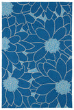 Kaleen Home and Porch 2041-17 Blue Area Rug main image
