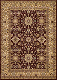 Couristan Anatolia Antique Kashan Red/Cream Area Rug
