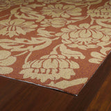 Kaleen Habitat Calypso-04 Copper Hand Tufted Area Rug