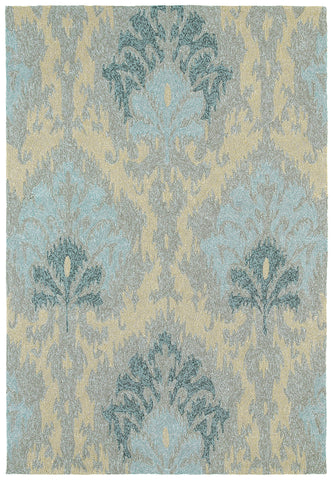 Kaleen Habitat Sea Spray-06 Spa Area Rug main image