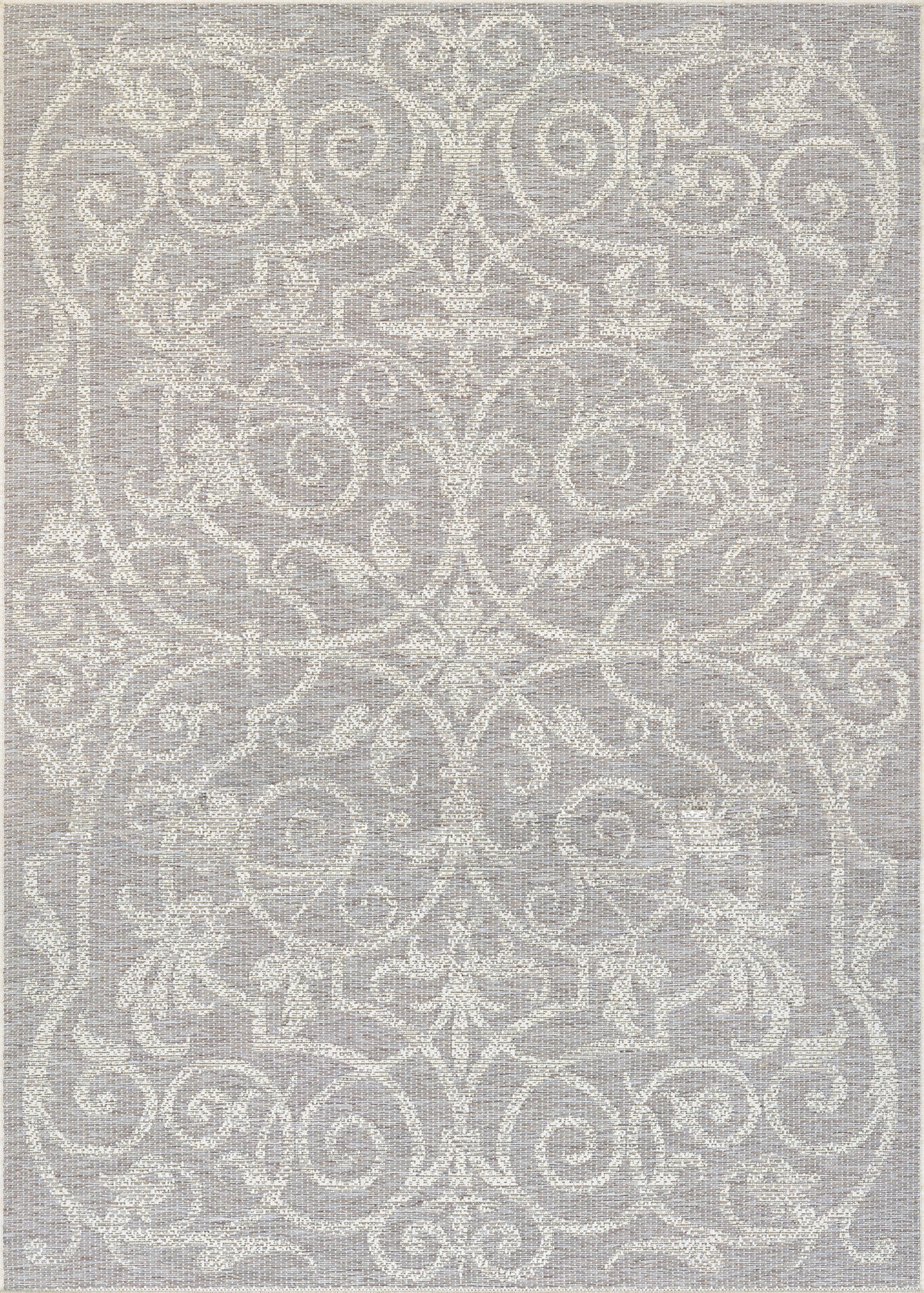 Couristan Monaco Summer Quay Cocoa/Natural Area Rug