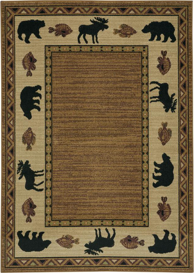 Capel Cottage Grove 2365 Coffee Area Rug main image