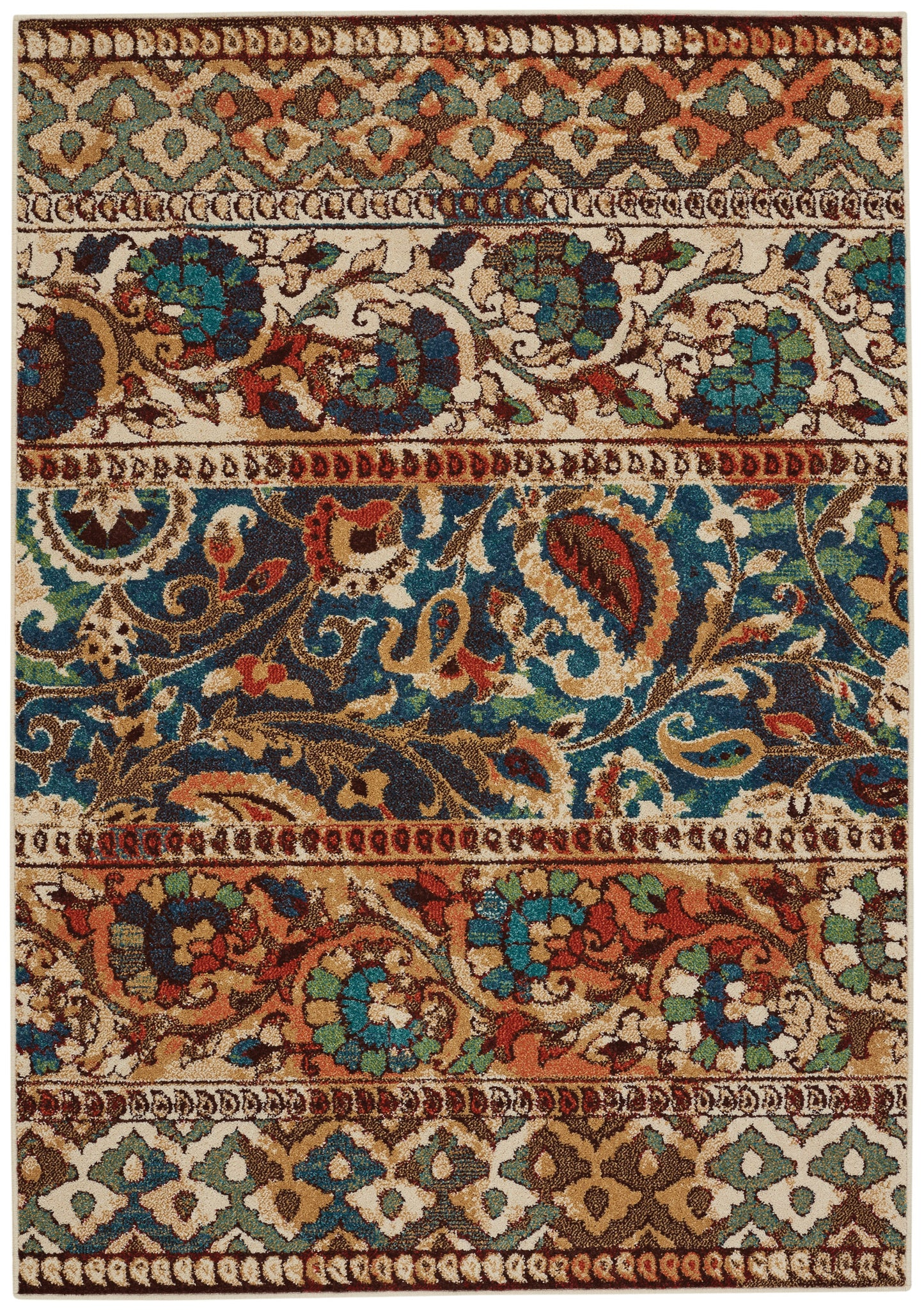 Capel Greenwich Gypsy 2452 Multitone 950 Area Rug main image