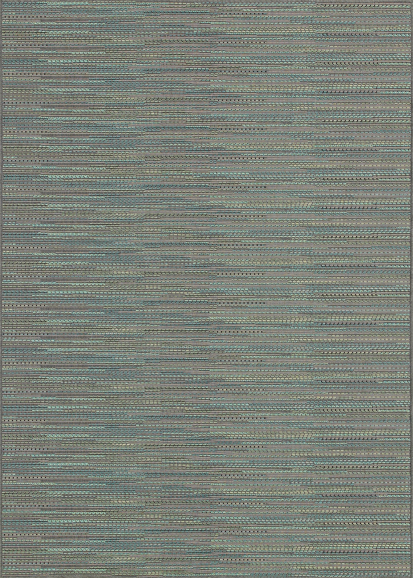 Couristan Monaco Larvotto Blue/Multi Area Rug