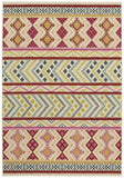 Capel Aster Kelim 2471 Blush 500 Area Rug by Genevieve Gorder main image