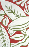 Rug Market America CO Tropicana Red Red/Green/White Area main image