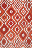 Rug Market America CO Navajo Red Red/Orange/White Area 7' 6'' X 9' 6''