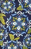 Rug Market America CO Andalucia Navy Blue Area 2' 0'' X 3' 3''