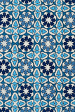 Rug Market America CO Mosaic Blue/White/Aqua Area 5' 0'' X 8' 0''