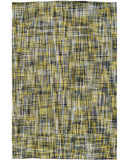 Rug Market America CO Marvel Yellow Yellow/Grey/White Area main image