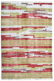 Rug Market America Resort Caliente Red/White/Green Area main image