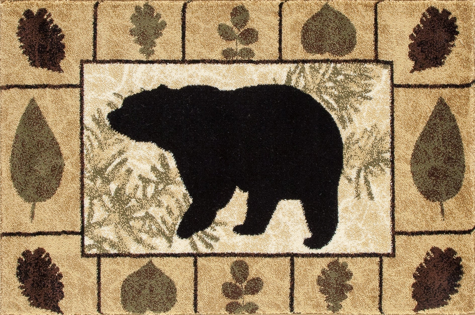 Art Carpet Hearth 2722 Beige/Dark Beige Area Rug main image
