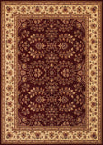 Couristan Anatolia Antique Herati Red/Cream Area Rug