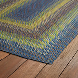 Kaleen Bimini 10 Multi Area Rug Close-up Shot