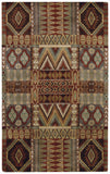 Capel Big Horn 3055 Brown Multi 700 Area Rug main image