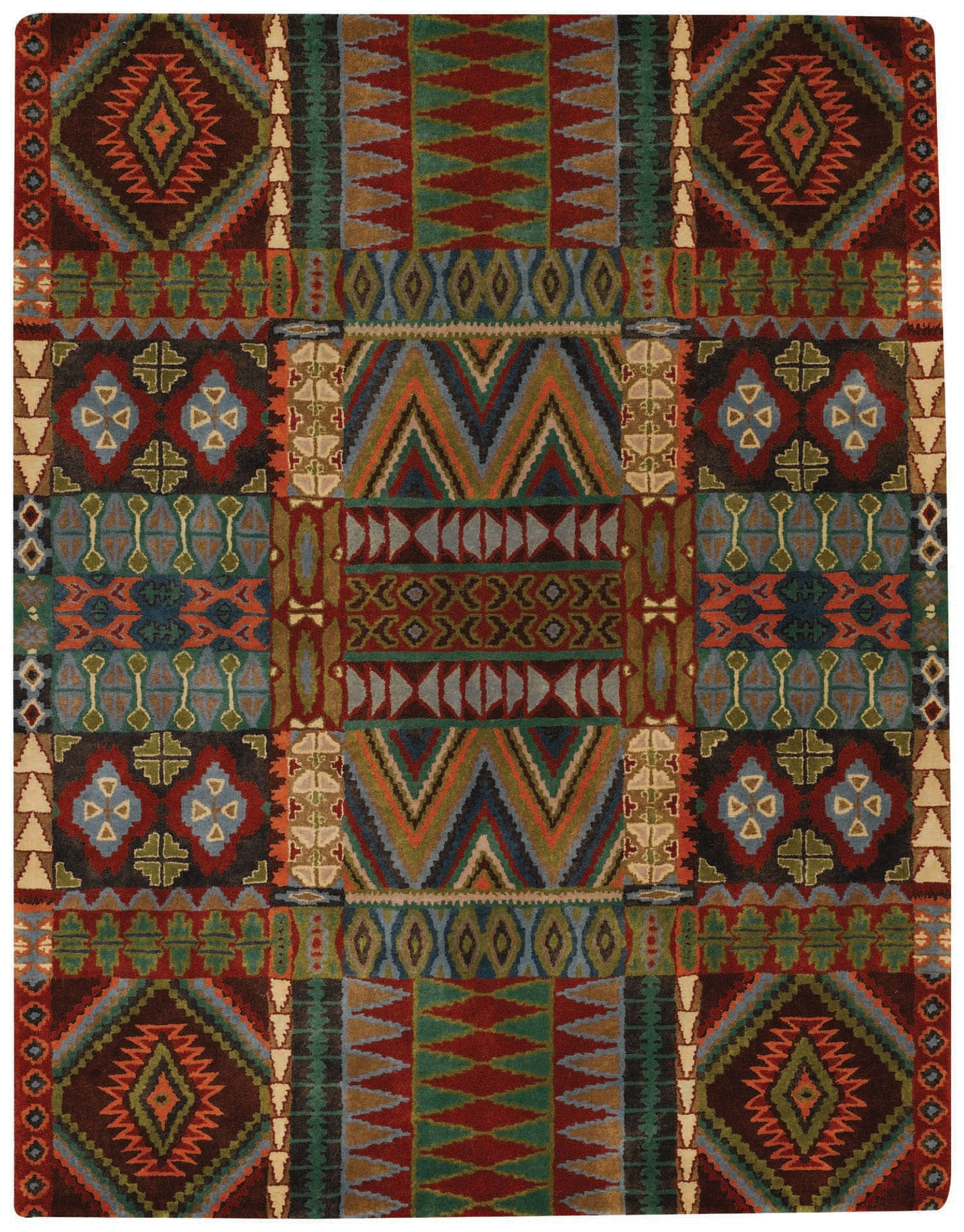 Capel Big Horn 3055 Multitone 950 Area Rug main image