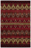 Capel Fort Apache 3057 Persimmon 500 Area Rug main image