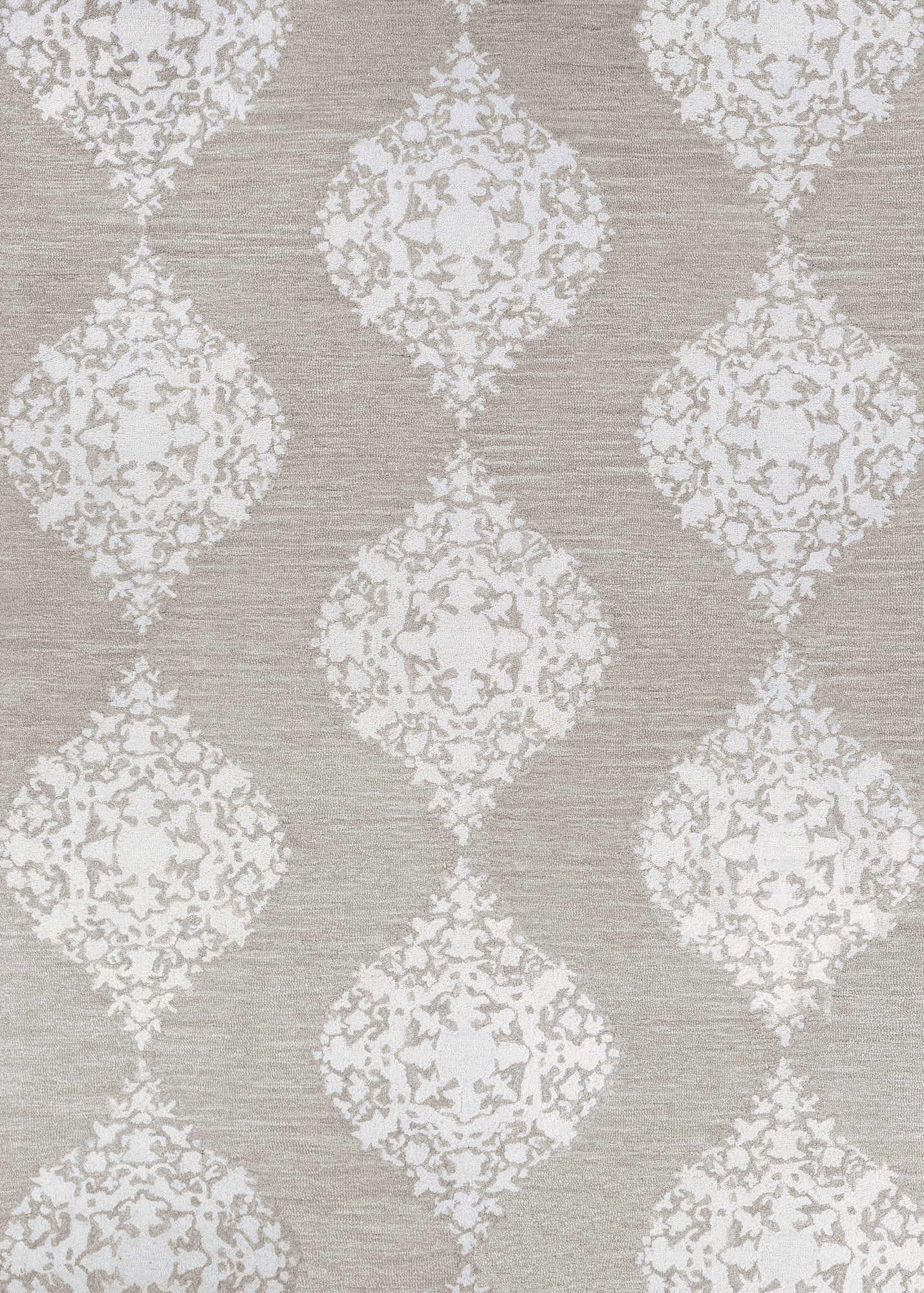 Couristan Crawford Ornament Natural/Ivory Area Rug main image