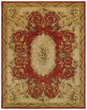 Capel Evelyn 3068 Coral Red 825 Area Rug main image