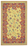 Capel Lorraine 3075 Amber Red 150 Area Rug main image