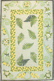 Rug Market America CO Daisy Chain Ivory/Sage/Yellow Area main image