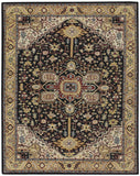Capel Smyrna Serapi 3158 Ebony Yelloy 350 Area Rug main image