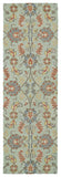 Kaleen Helena 3212-88 Mint Area Rug Runner Shot