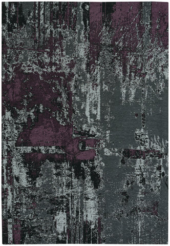 Capel Celestial Abstract 3245 Smoke Violet 330 Area Rug main image