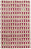 Capel Twigs 3270 Red 550 Area Rug by Genevieve Gorder main image