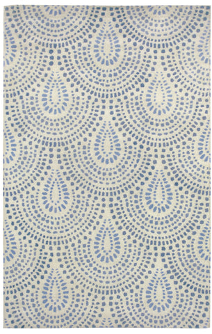 Capel Myles 3288 Blue 440 Area Rug by Williamsburg main image
