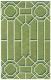 Capel Ironworks 3306 Spa Green 240 Area Rug main image