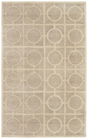 Capel Morgan Hill Rings 3399 Tan 650 Area Rug by Biltmore main image