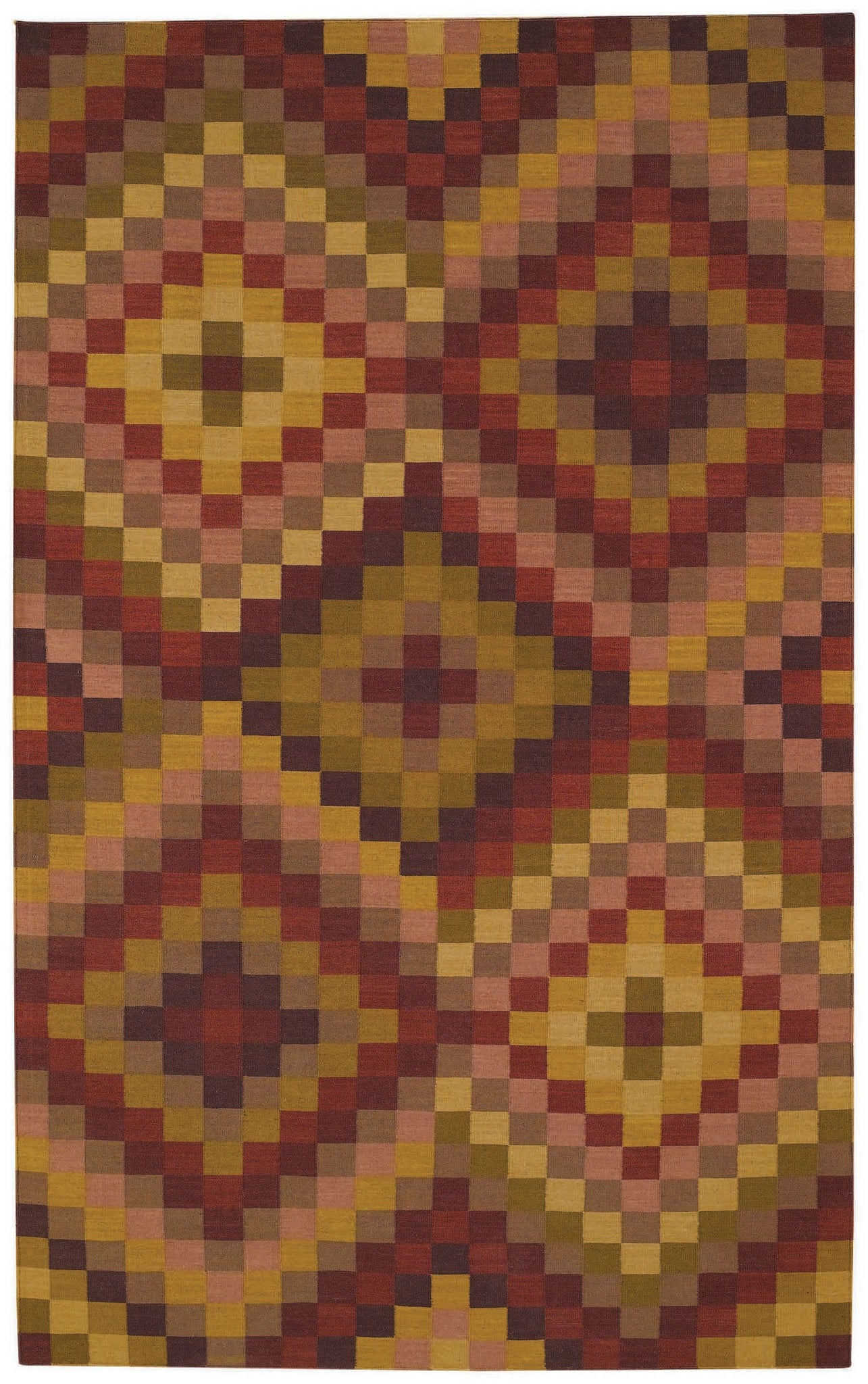 Capel Sunshine and Shadow 3619 Cranberry 500 Area Rug by Williamsburg main image