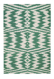 Capel Junction 3625 Dark Green 225 Area Rug by Genevieve Gorder main image