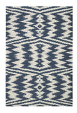 Capel Junction 3625 Blue 450 Area Rug by Genevieve Gorder main image