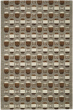 Capel Davenport 3627 Beige 700 Area Rug by Williamsburg main image