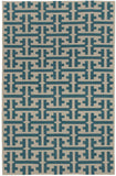 Capel Grecian 3632 Blue Green 420 Area Rug by Genevieve Gorder main image
