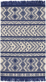 Capel Abstract 3642 Royal 400 Area Rug by Genevieve Gorder main image