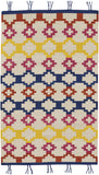 Capel Hyland 3643 Red Yellow 510 Area Rug by Genevieve Gorder main image