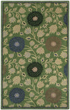 Capel Patricia 3872 Green 240 Area Rug by Williamsburg main image