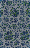 Capel Monaco 3877 Nickel Navy 340 Area Rug main image